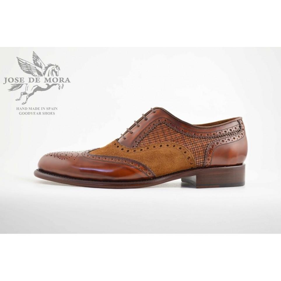 Zapatos artesanos: zapatos Oxford
